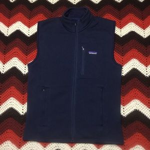 Patagonia | Better Sweater Vest, Men's Size S